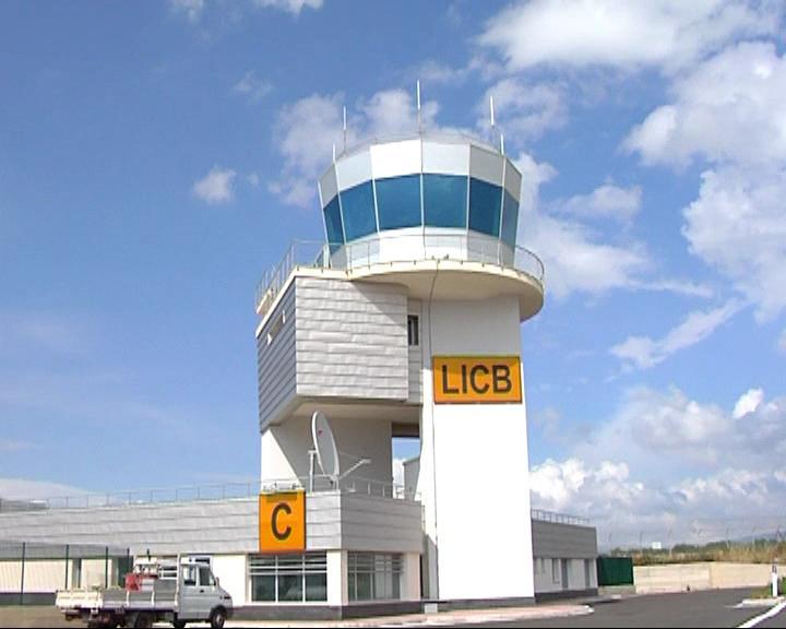 aeroporto torre